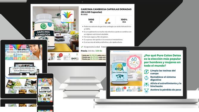 página web gratis